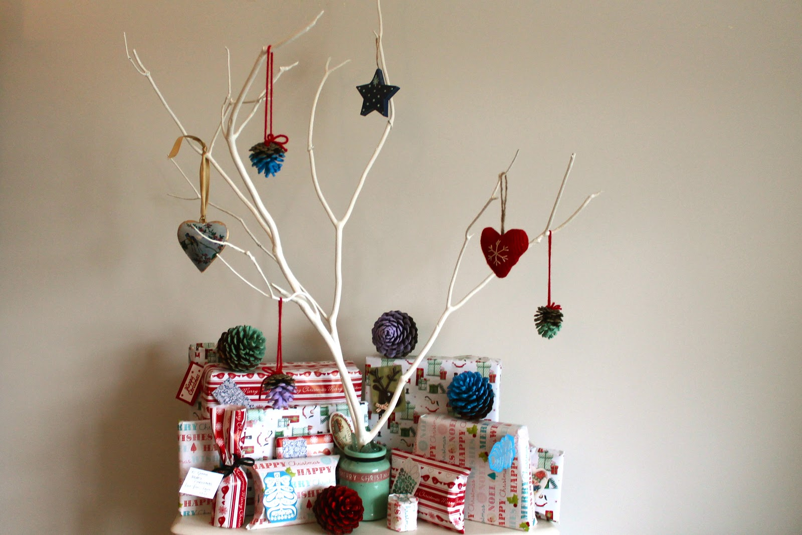 Easy christmas decorations diy ideas and tutorials Diy christmas tree decorations