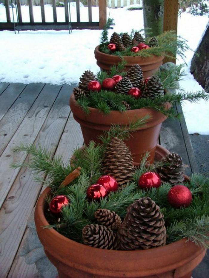 20 diy outdoor christmas decorations ideas 2014 for Christmas lawn decorations