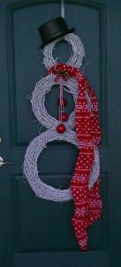 Christmas outdoor wreaths DIY