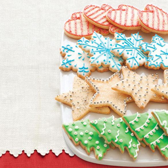 Brilliant Easy Christmas Cookies Decorating Ideas Diy Easy Diy Christmas Decorations Tissureus