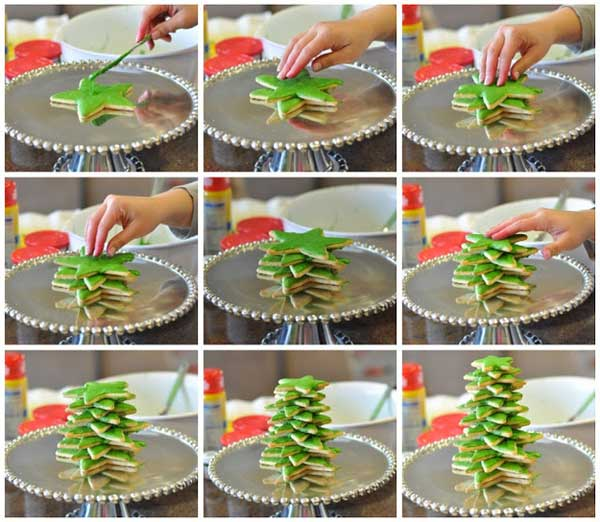 Decorating Ideas For Christmas Tree Cookies : Easy christmas cookies decorating ideas diy