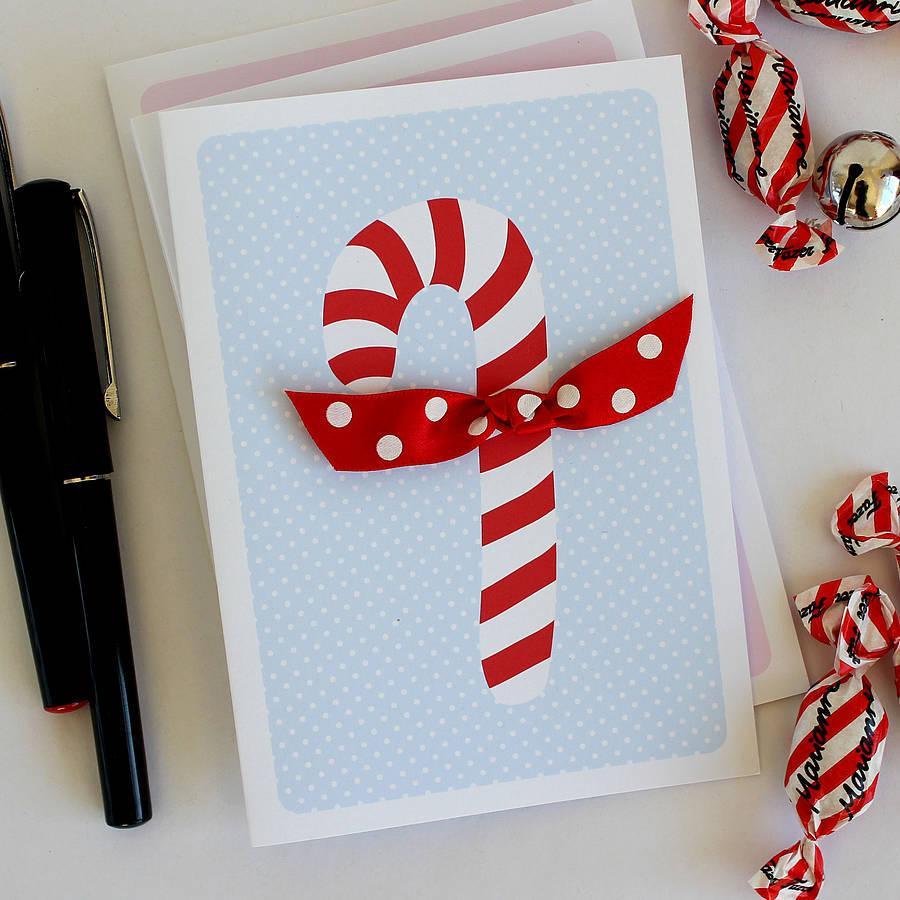 15 Handmade Creative Christmas Cards
