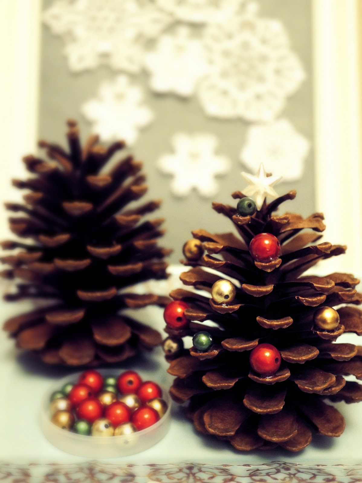 DIY Chrismas Decorations Ideas
