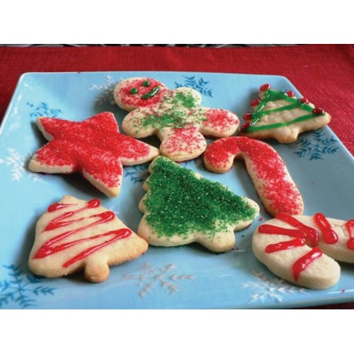 diy easy christmas cookies christmas tree cookies decoration