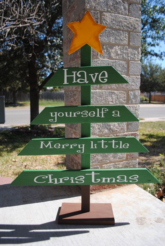 diy holiday outdoor decorations