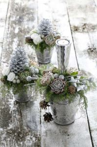DIY outdoor christmas crafts