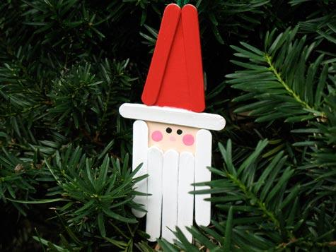 ornament can be made with popsicle sticks use popsicle sticks for ...