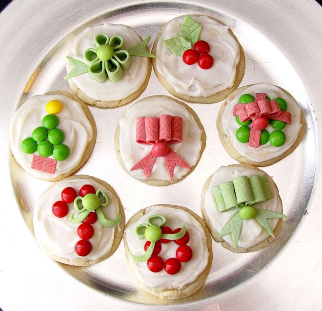 Amazing Easy Christmas Cookies Decorating Ideas Diy Easy Diy Christmas Decorations Tissureus
