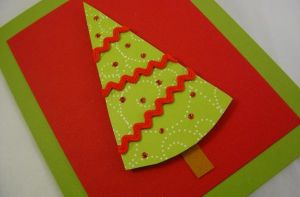 Easy Holiday Cards DIY
