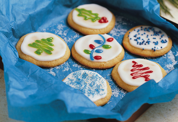 easy holiday cookies decoration ideas simple christmas cookies decorations - How To Decorate Christmas Cookies