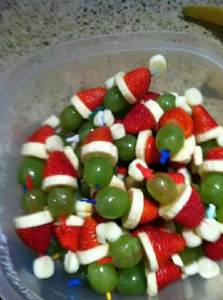 Party Christmas treats