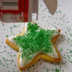 Simple christmas cookies DIY
