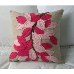 Applique patio chair cushions