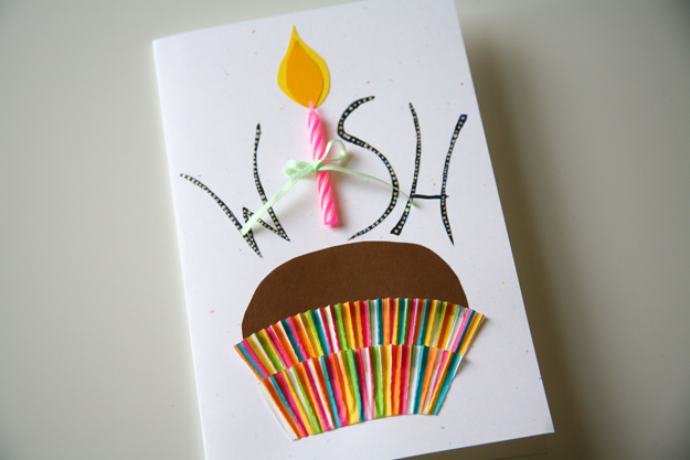 Easy diy birthday cards ideas and designs for Easy diy birthday gifts