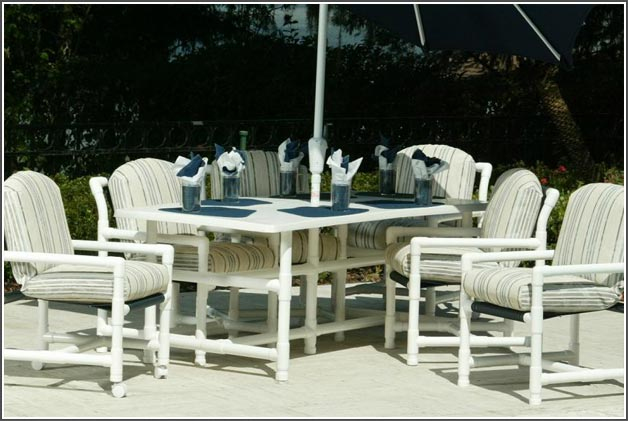 How to make pvc pipe patio furniture Pvc pipe outdoor furniture