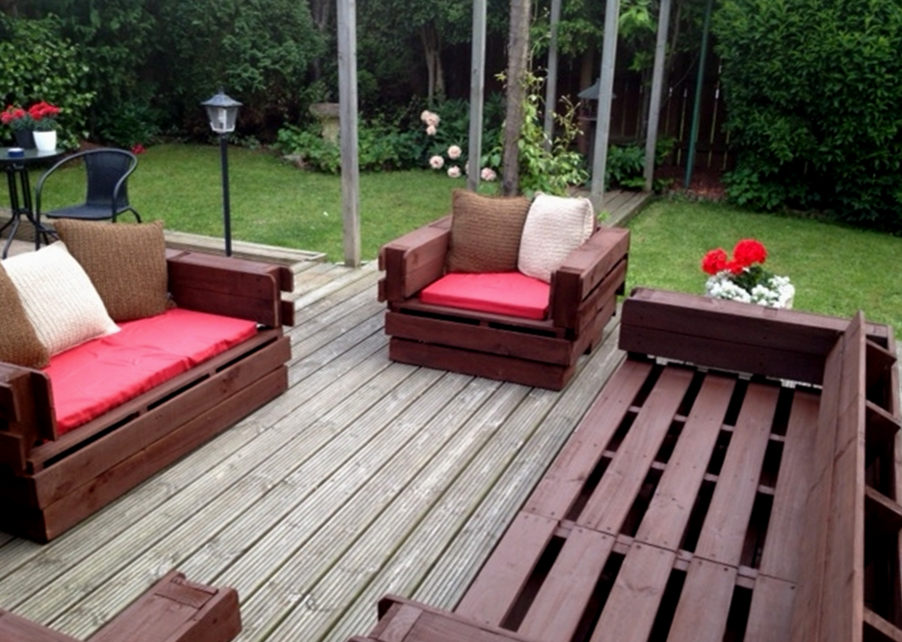 Outdoor Furniture Plans moreover Make Your Own Patio Furniture ...
