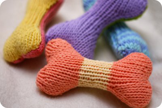 Knitting Patterns For Toy Dogs : Easy DIY Dog Toys Ideas Tutorials