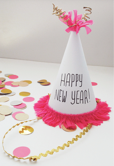 DIY New Years Eve Party Favors and Decorations 2015