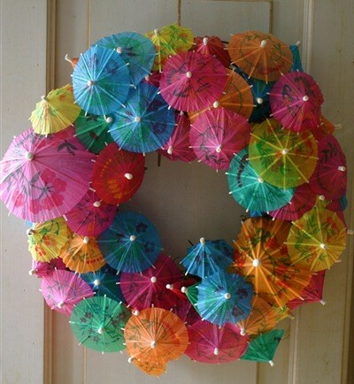 Easy diy christmas wreaths ideas 2014 Simple christmas wreaths