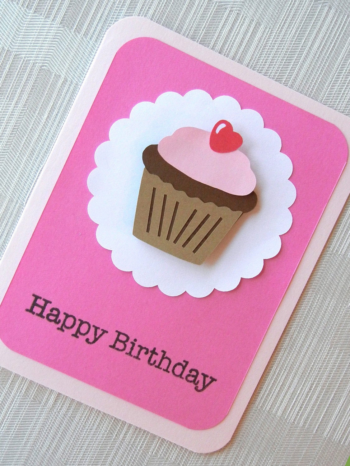 Easy diy birthday cards ideas and designs for Homemade diy