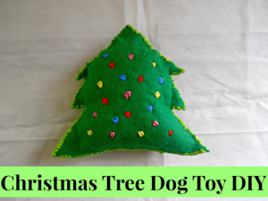 Handmade dog toys ideas