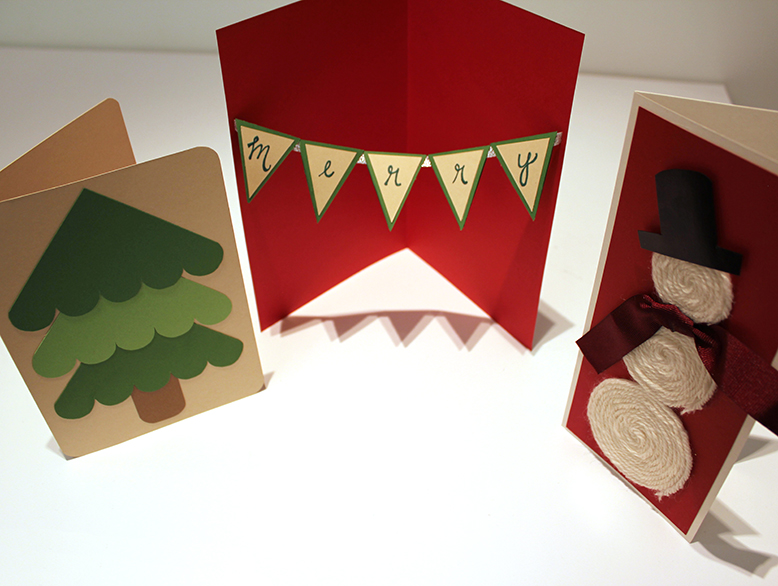 Easy Diy Christmas Cards.Diy Christmas Cards Ideas 2014 To Make At Home