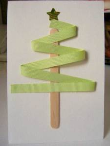 Inexpensive DIY Christmas cards