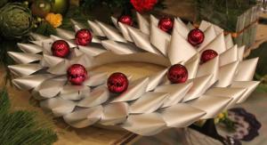 Modern Holiday wreaths 2014