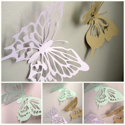 How To Make Wall Decor With Paper : Diy wall art decor ideas