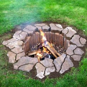 DIY firepits ideas