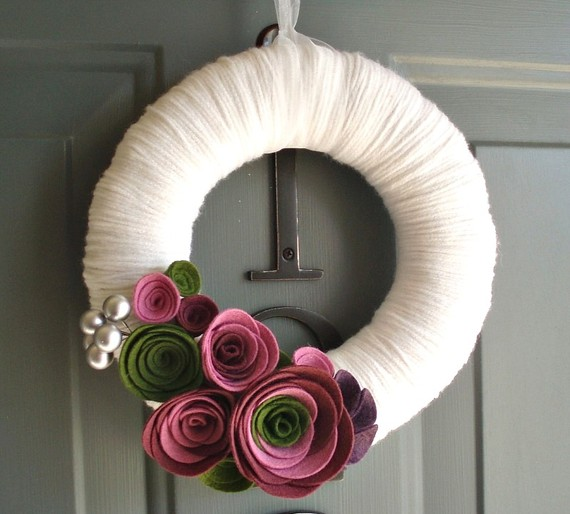 How to Hang a Christmas Wreath  Better Homes amp Gardens