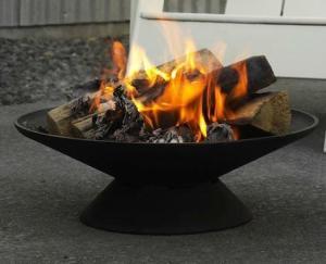Metal fireplaces DIY
