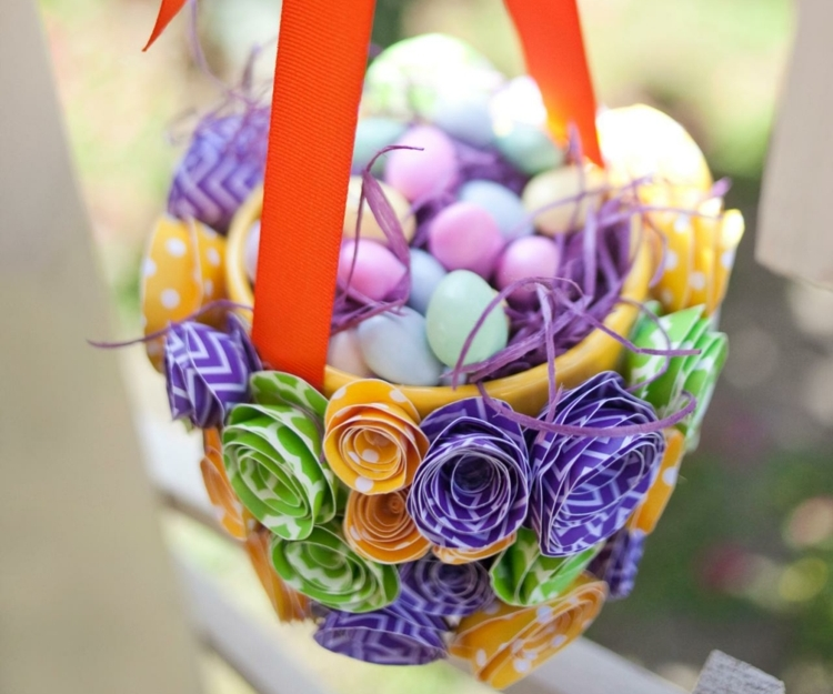 Easy DIY Easter Decorations 2015