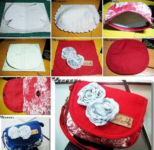 Handmade Handbag Step by Step