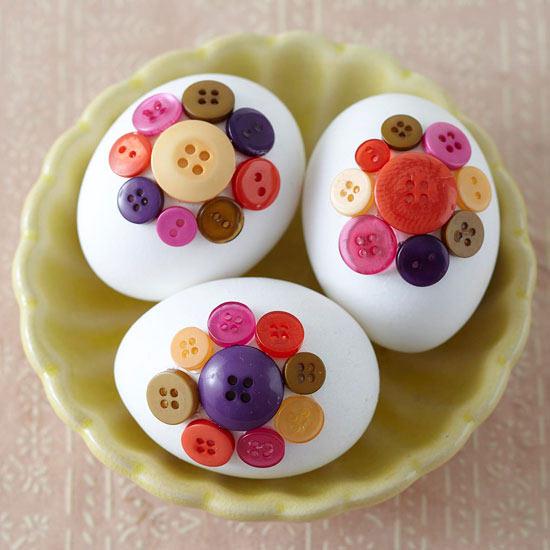 DIY Easter Egg Decorations 2015
