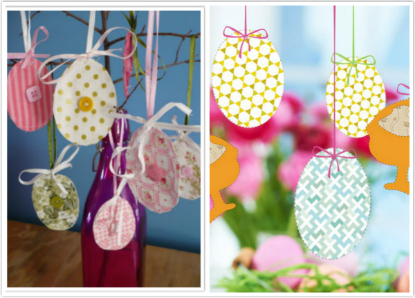 Easy diy easter decorations 2015 for Diy easter decorations home