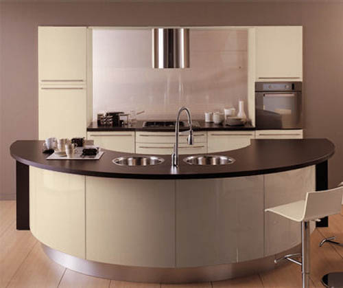 Modern small kitchen design ideas 2015 for Small contemporary kitchen
