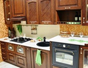 Modern small kitchen design 2015