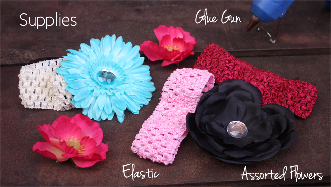 Diy baby gifts ideas for baby shower basket baby headband gift ideas 2015 diy baby headband ideas solutioingenieria Choice Image