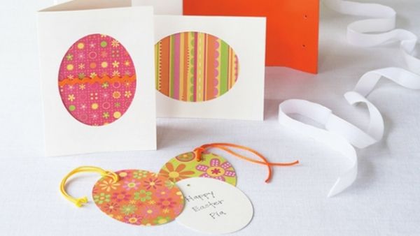 DIY Easter card ideas for kids