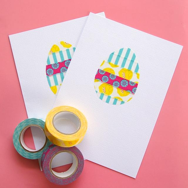 Superior Ideas For Making Easter Cards Part - 6: DIY Easter Card Ideas