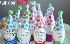 DIY Easter crafts for toddlers