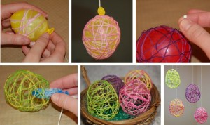 Easter crafts tutorials for toddlers