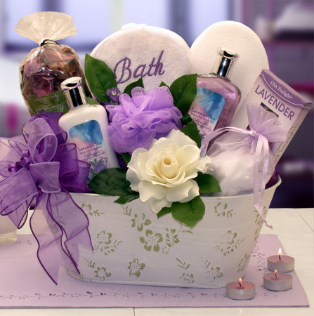Creative mothers day gift baskets