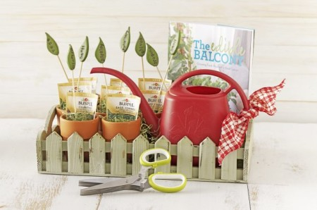 DIY gift baskets for mothers day