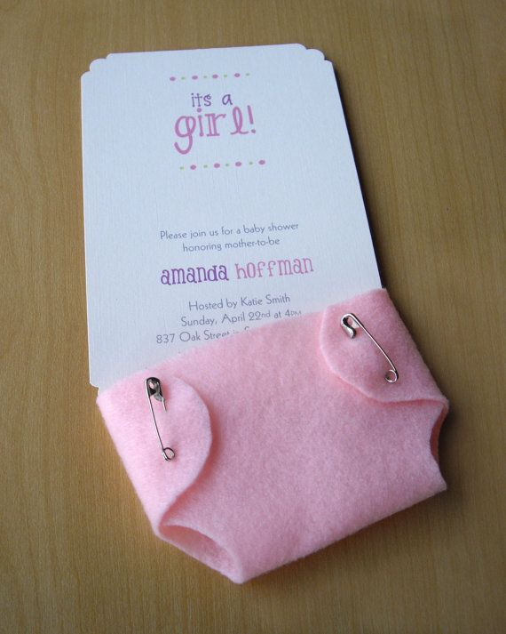 diy baby shower invitations ideas to make at home