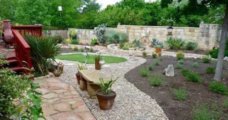 Concrete landscaping ideas