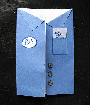 Cute fathers day card ideas