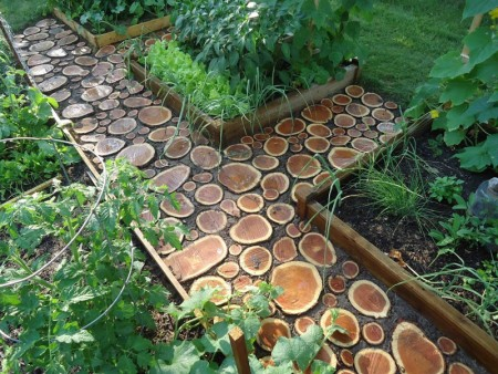 DIY Garden landscaping ideas
