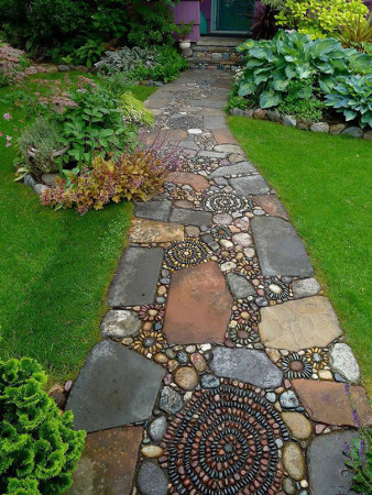 Easy landscaping ideas DIY